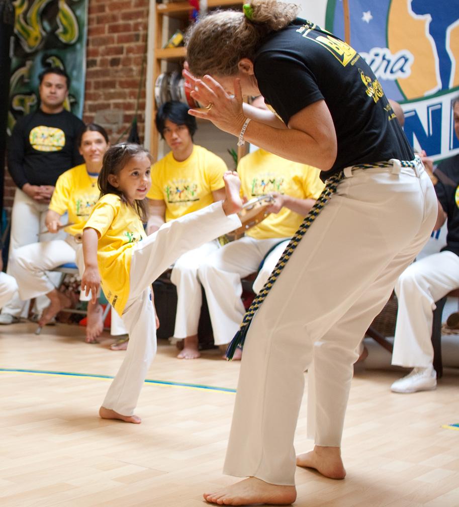 儿童巴西战舞 Capoeira for Kids